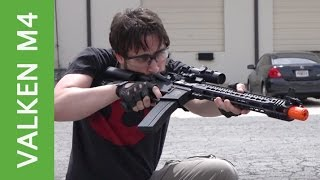 Valken M4 AEG Alloy MK3 Series - SHS Airsoft