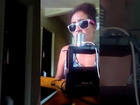 Celine Dion because you loved me practice cover