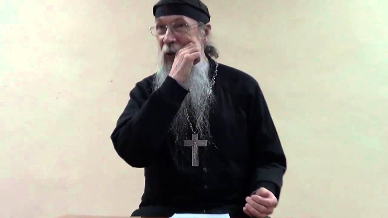 Священник владимир цветков
