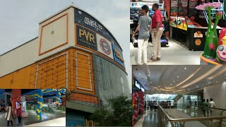 Redhills Galaxy mall review,opening soon by samantha,PVR also included