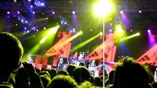 Scorpions - Raisen on rock + Tease Me, Please Me [HD] -Ostrava 3.6.2011 - Rock Na Bazalech