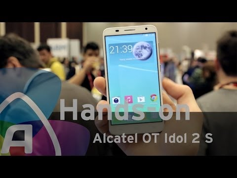 Alcatel One Touch Idol 2 S hands-on (Dutch)