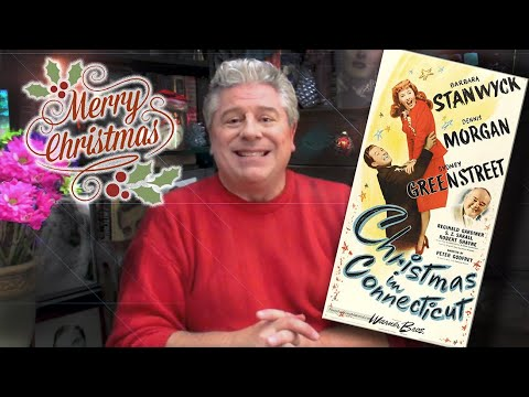 STEVE HAYES: Tired Old Queen at the Movies - CHRISTMAS IN CONNECTICUT Mp3