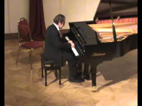 Nikolai Medtner Piano Sonata op. 25 no 2 'Night Wind' - part II