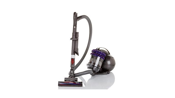 dyson cinetic big ball animal canister vacuum with tools youtube. Black Bedroom Furniture Sets. Home Design Ideas