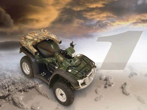 Intruder™ Inc - QuikCab all season ATV cab