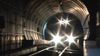 Feuerwehr Frankfurt - Eine U-Bahn für die Feuerwehr