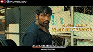 Sindhubaadh Original BGM Ringtone| Vijay Sethupathi | Use headphones for a better experience