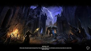 The Elder Scrolls Online: Imperial City DLC Gameplay on PTS