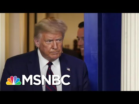 Trump's Economic Rebound Promise Imperiled By Worst U.S. Quarter Ever | The 11th Hour | MSNBC
