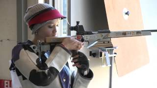 50m Rifle 3 Positions Women Highlights - ISSF Rifle and Pistol World Cup 2014, Fort Benning (USA)