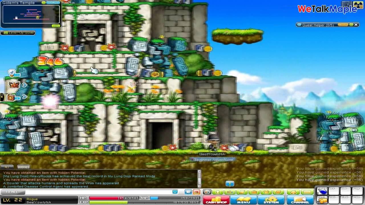 Revo-classic ro thief leveling guide ro classic guide.