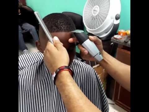 Bevel Trimmer line and part (By Warren Campbell, barber)