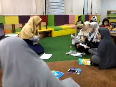 Workshop English Storytelling Miss Cucu