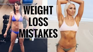 Biggest Weight Loss Mistakes