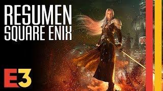 E3 2019: Resumen Square Enix 2019