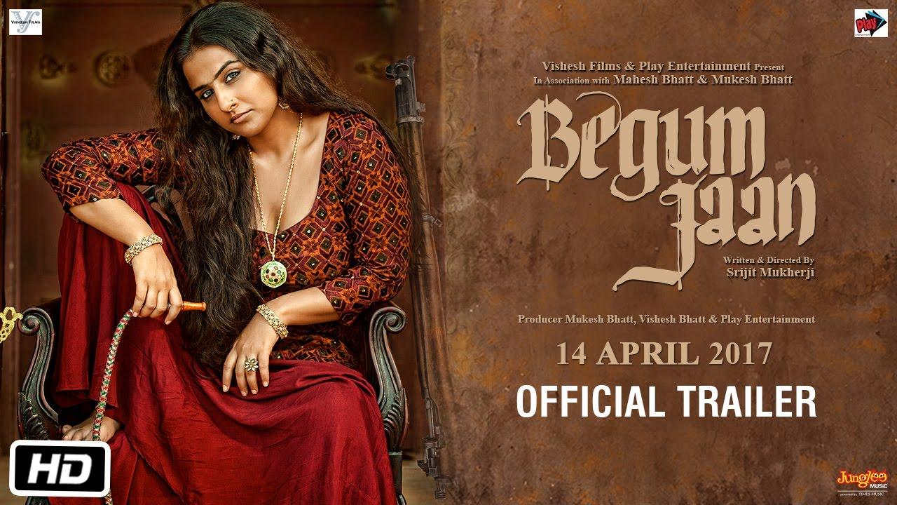 Begum Jaan | Official Trailer