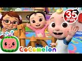 Wave Hello Song + More Nursery Rhymes & Kids Songs - CoComelon