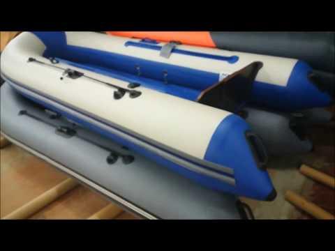 Лодка ПВХ Риф 320 КС (Reef 320 КС)