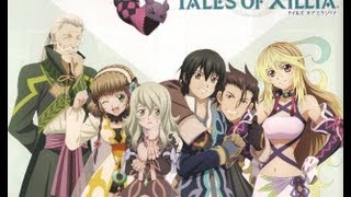 Tales of Xillia Limited Edition OST [FULL]