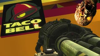 TACO BELL ZOMBIES - Call of Duty: Zombies WaW Custom Zombies Ending