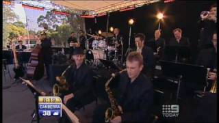 Michael Buble - Sway (Live in Peakhurst, Sydney)