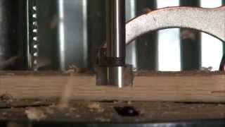 Drillnado Revolutionary Drill Press Dust Collection!