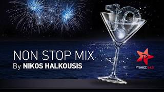 Non Stop Mix10 by Nikos Halkousis (Official Audio Release HQ)