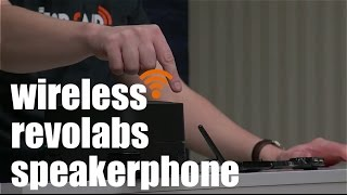 How to Make a Revolabs Conference Phone Wireless