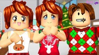 ROBLOX-FAMILY CHRISTMAS (Bloxburg)