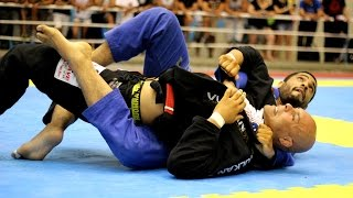 Dimitrius Soares Souza x Vitor Toledo - Sul Americano de Jiu-Jitsu 2014 IBJJF