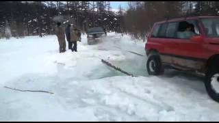 На рыбалку... )) Магадан.