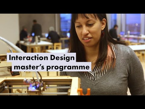 Interaction Design at Malmö University: meet Dariela Escobar