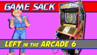 Left in the Arcade 6 - Game Sack