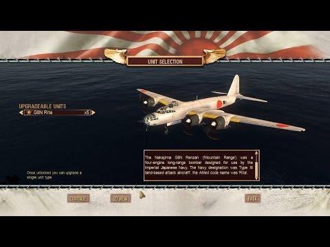 Battlestations Pacific G8N 中島 十八試陸上攻撃機「連山」