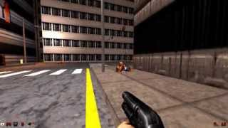 Duke Nukem 3D - User Map: Time to Kill (using Duke Plus)