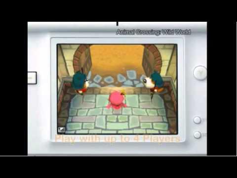 Animal Crossing: Wild World (Nintendo DS) Trailer