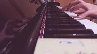 星野源  - Pair Dancer piano  cover.