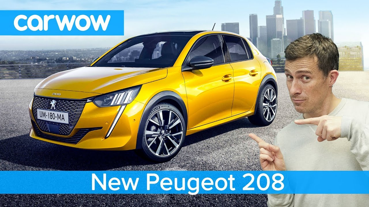 2020 Peugeot 208 Gti Rumored To Be 100 Electric Autoevolution