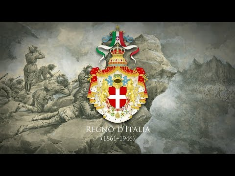 "Kingdom of Italy (1861–1946) Patriotic Song ""La Leggenda del Piave"""