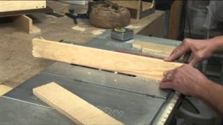 Table Saw As Planer