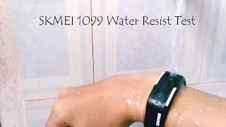 Jam Tangan Gelang LED digital Sport Pria & Wanita SKMEI Waterproof Premium
