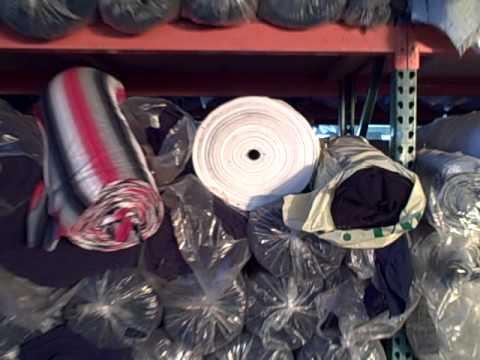Denim, Canvas, and Fabric Factories Los Angeles -- DMResourceLA.com