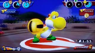 Mario Sports Mix - Baia Koopa (Dodgeball)