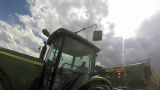 Hymark Farms Idaho Grain Harvest 2015