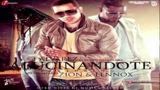 J Alvarez Ft Zion y Lennox @ Alucinandote (Otro Nivel De Musica) ►REGGAETON 2012◄