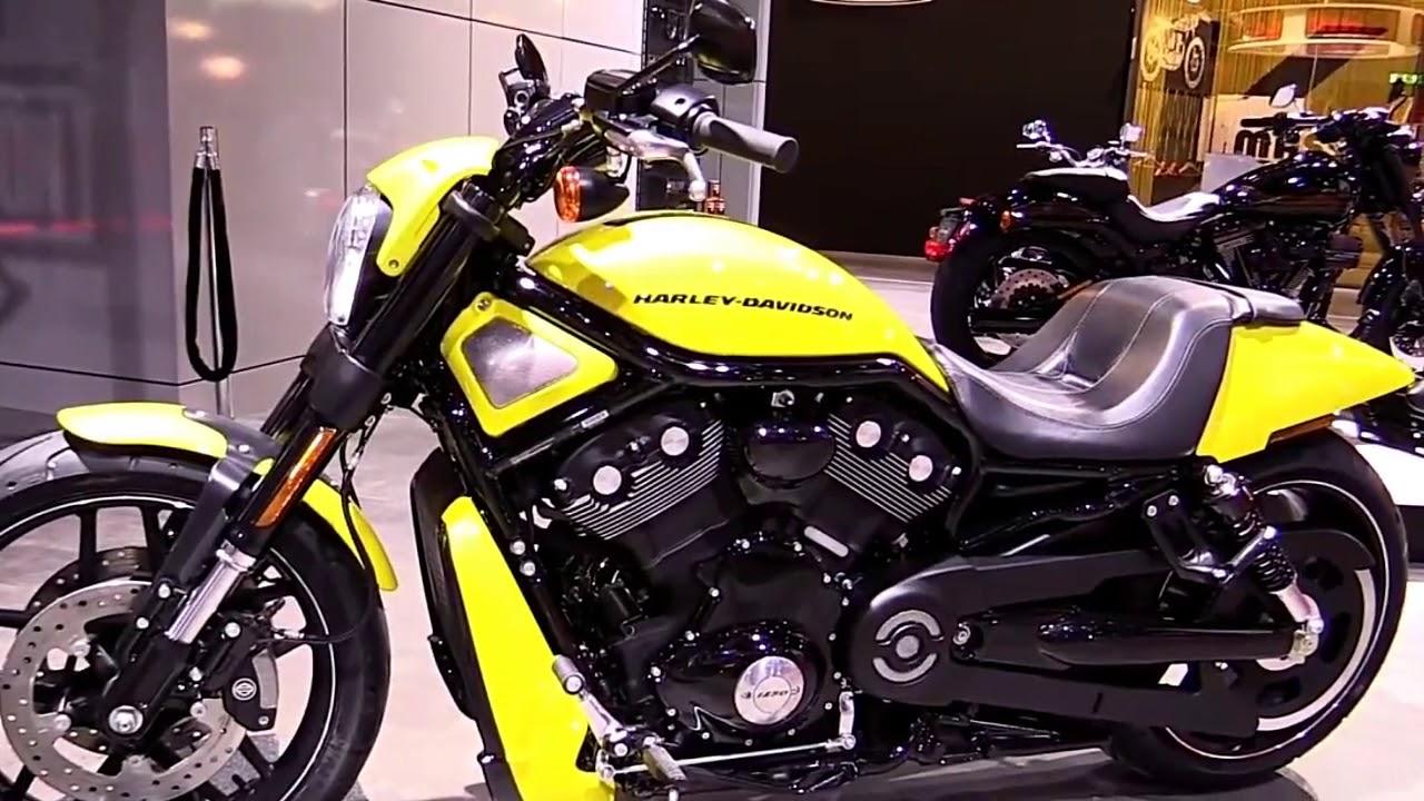Harley Davidson V Rod Muscle 2019 Precio