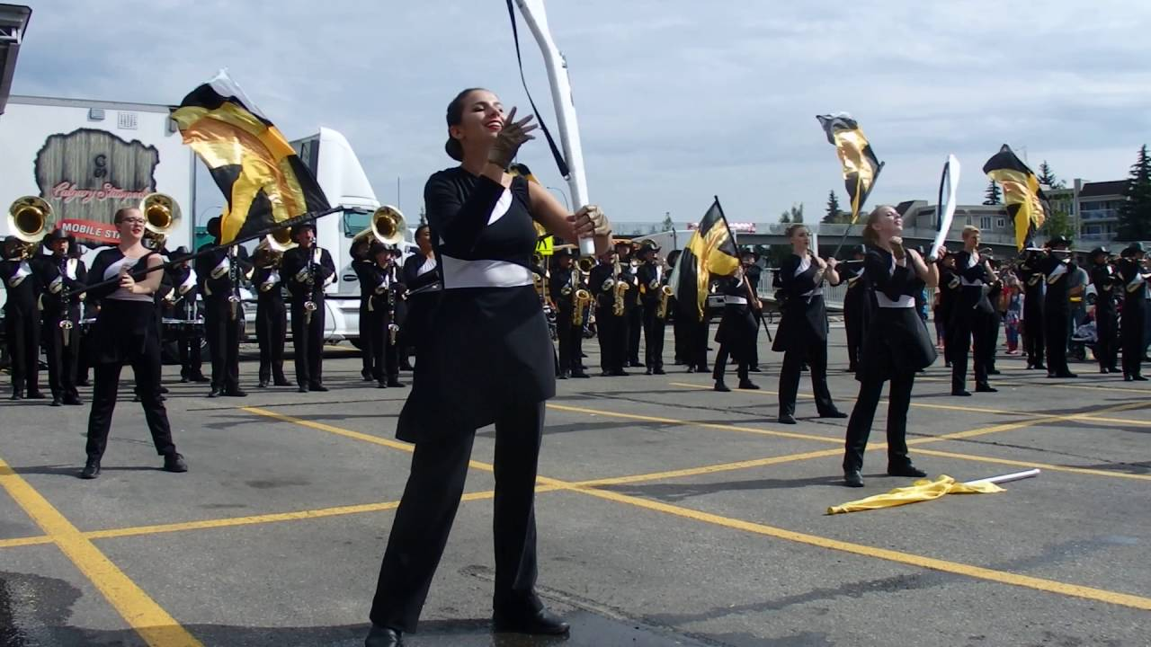 Carry on Wayward Son Calgary Stetson Marching Band