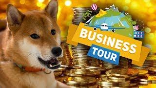 WŚCIEKŁY PIESEŁ ZACZYNA SZCZEKAĆ - BUSINESS TOUR /Ekipa | Diabeuu