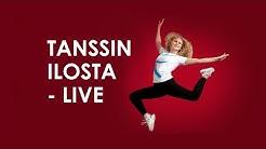 Tanssin ilosta - LIVE